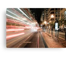 San Francisco-Hot In The City Canvas Print