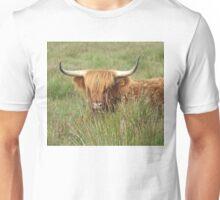 Hairy Cattle Unisex T-Shirt