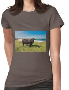 Kerry Cow Womens Fitted T-Shirt