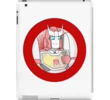 Ratchet 1 iPad Case/Skin