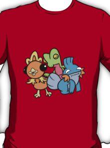 Hoenn Starters T-Shirt