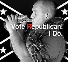 Vote Republican! by Alex Preiss