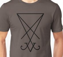 Satanic Simbol Unisex T-Shirt
