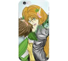 The Elf Druid's Earth Element From iPhone Case/Skin