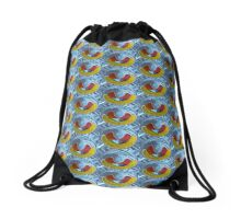 Colour Bright Drawstring Bag