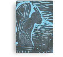 Gargoyle 2 Canvas Print