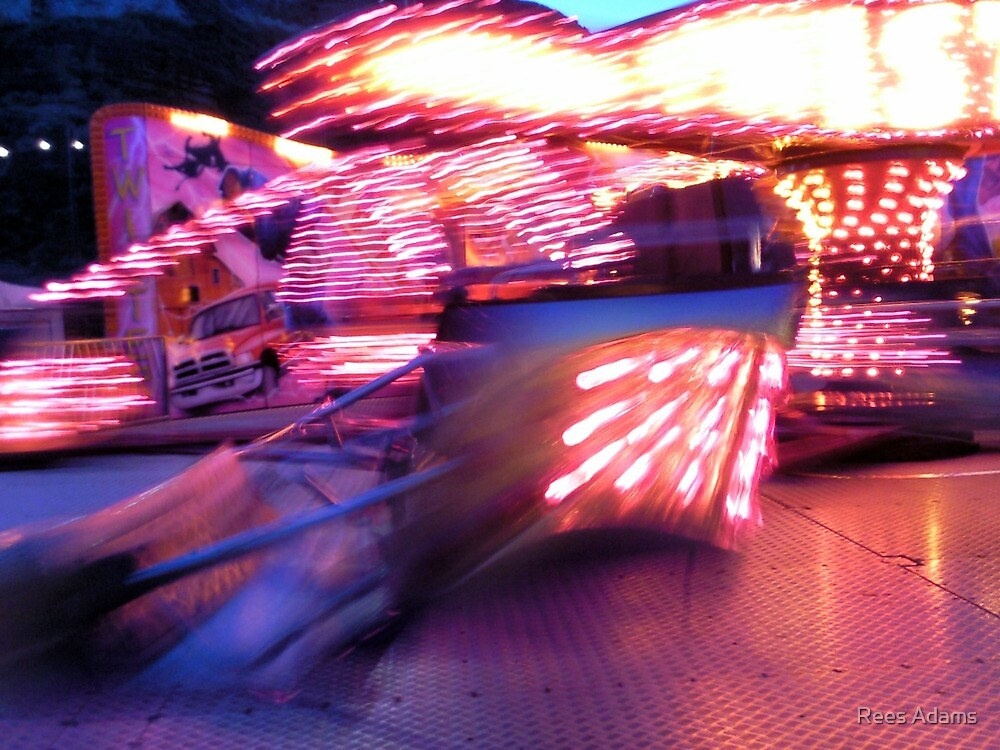 Fairground Attraction by Rees Adams