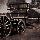 The Old Cart by Eve Parry