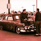 Kustom, Kids n Kruisin Shoebox 1950 Ford by Rees Adams