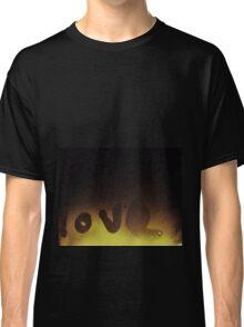 ♡ love ♡ Classic T-Shirt