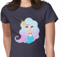 Pretty Mermaid (Gummie) Womens Fitted T-Shirt