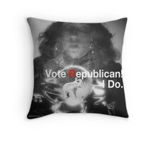 Vote Republican! 4 Throw Pillow