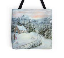 Serenity  Tote Bag