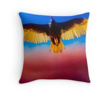 AMON RA Resurrection Throw Pillow