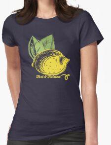 hand drawn sketch lemons tart and twisted T-Shirt