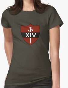 Fourteenth Army (United Kingdom - Historical) Womens Fitted T-Shirt