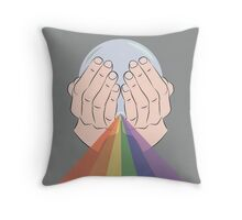 One Is All Throw Pillow