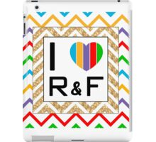 Heart Rodan and Fields  iPad Case/Skin