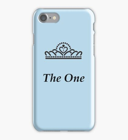 The Selection iPhone Case/Skin