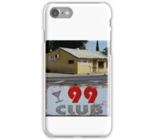 99 Club iPhone Case/Skin
