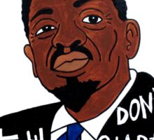 Sonny Boy Williamson II Blues Folk Art Sticker