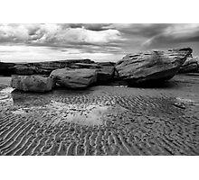 Rock Ledge Photographic Print