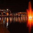 Adelaide @ night......! Australia by Ali Brown