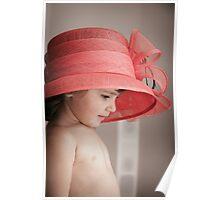 I love Mum's hat! Poster
