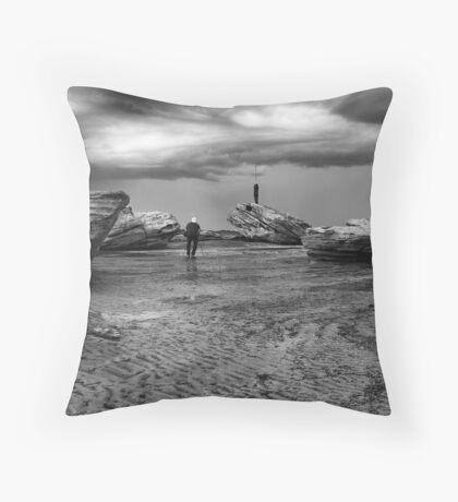Rock Photographers Throw Pillow