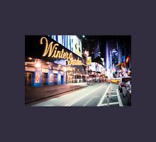 Times Square and Broadway at Night - New York City T-Shirt