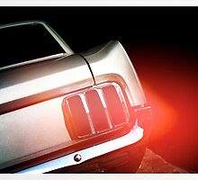 Mustang tail light by mooose