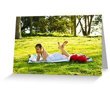 Loss Of Innocence - Image #5 Greeting Card