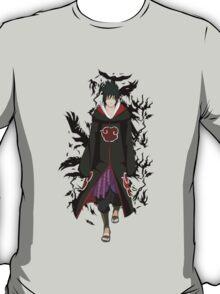 naruto shippuden sasuke uchiha anime manga shirt T-Shirt