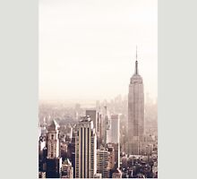Empire State Building and New York City Skyline Unisex T-Shirt