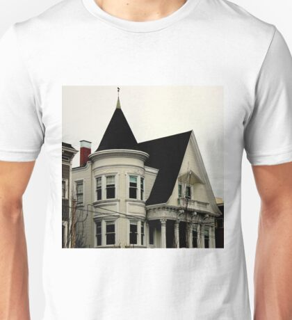 Ghostly Gothic Unisex T-Shirt