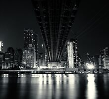 Gotham - New York City by Vivienne Gucwa