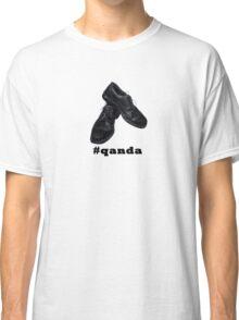 Shoegate and #qanda Classic T-Shirt