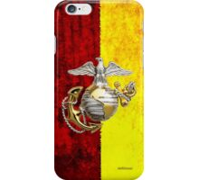 Secret Project 1c: Marine Corps. iPhone Case/Skin