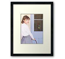 AJ Framed Print