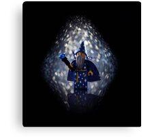 Mystical Lego Merlin Canvas Print