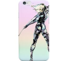 babe of steel iPhone Case/Skin