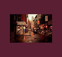 Rainy Afternoon - Chinatown - New York City Unisex T-Shirt