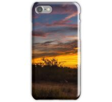 Colorful hills iPhone Case/Skin