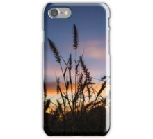 Sunsets at home iPhone Case/Skin