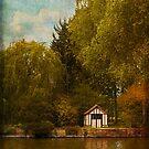 La cabane sur l'Eure by Jean-Pierre Ducondi