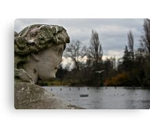 Statues  Canvas Print
