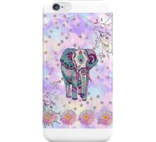 Entranced Elephant iPhone Case/Skin