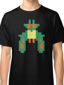 Space Bug Classic 80s Arcade  Classic T-Shirt
