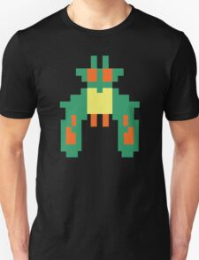 Space Bug Classic 80s Arcade  Unisex T-Shirt