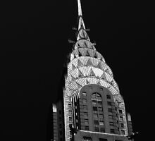 The Chrysler Building - New York City by Vivienne Gucwa